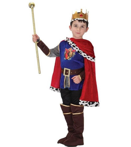 King Boy Halloween Outfit - Infant Kingdom