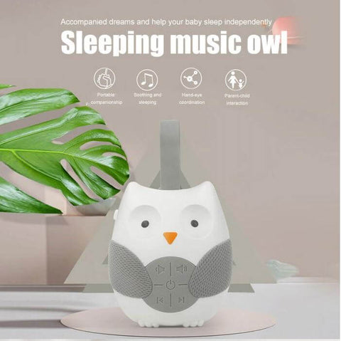 Portable Baby Soother Owl - Infant Kingdom