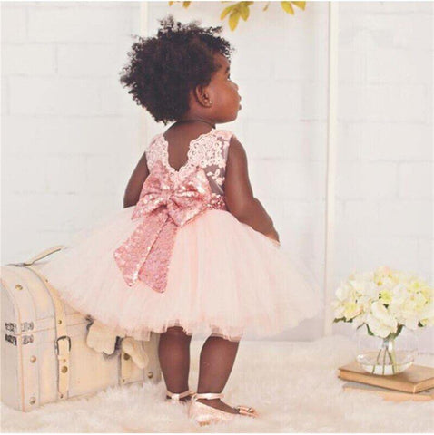 Toddlers tutu dress for christmas
