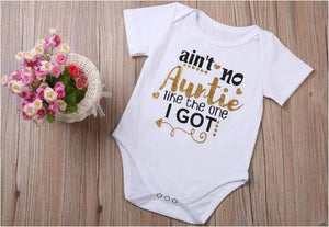 Ain't No Auntie Like The One I Got Onesie - Infant Kingdom
