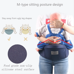 Baby Carrier Waist Stool Walker - Infant Kingdom