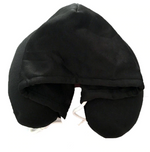 Travel Neck Pillow & Privacy Hoodie - Infant Kingdom