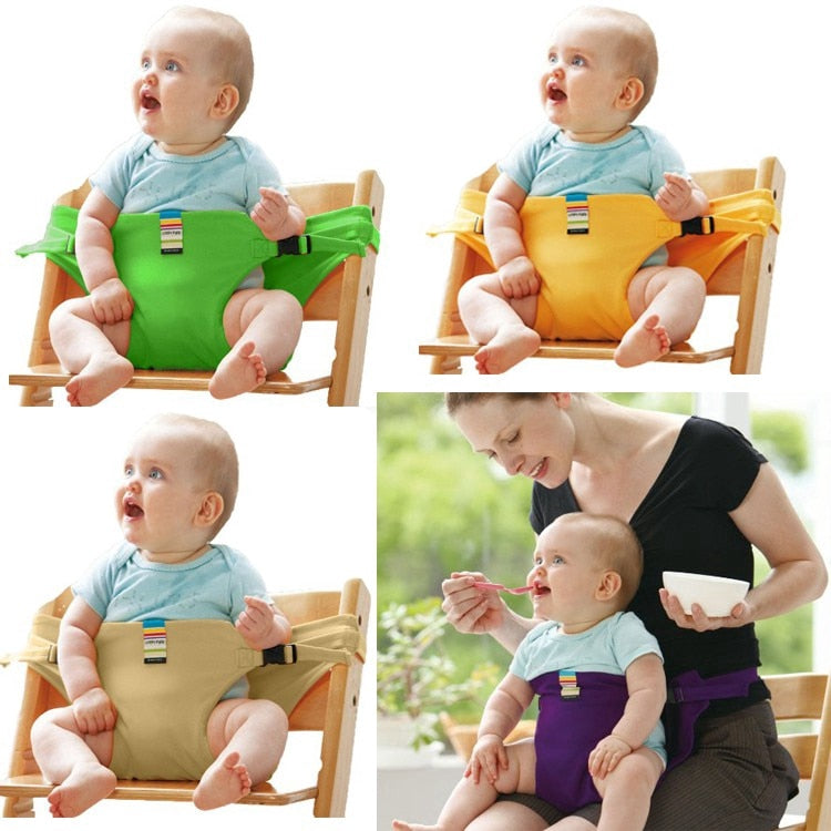 Baby Feeding Chair Seat Harness - Infant Kingdom