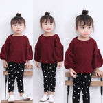 Baby Girl Long Sleeve Top - Infant Kingdom