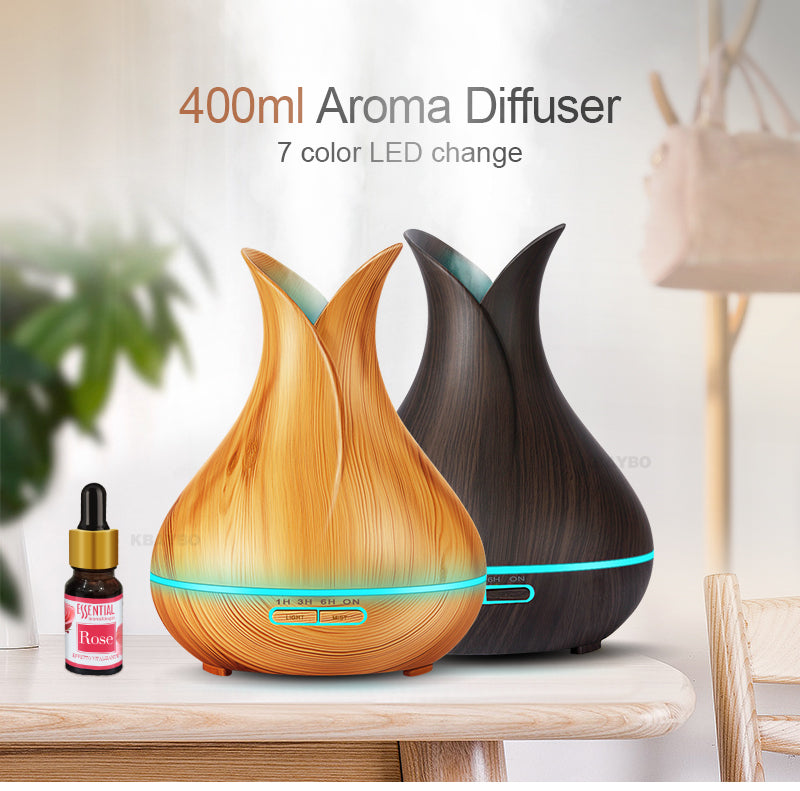 Electric Aromatherapy Essential Oil Diffuser for Home - Infant Kingdom