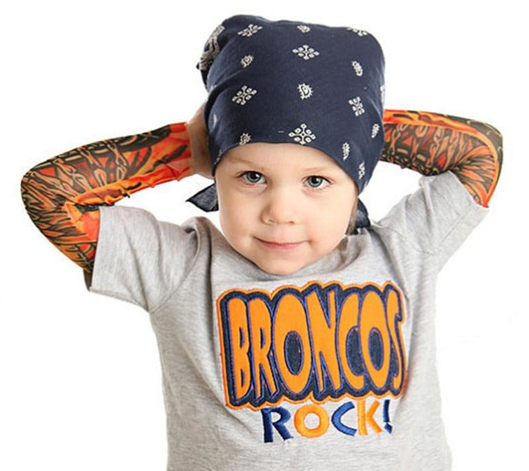 Kids  Sunscreen Breathable Tattoo Sleeve - Infant Kingdom