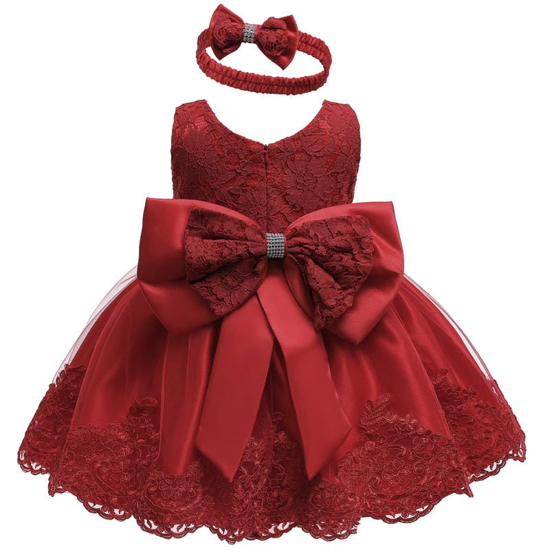 Baby Christmas Party Dress - Infant Kingdom