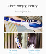 Handheld Portable Home and Travel Fabric Steam Iron - Infant Kingdom