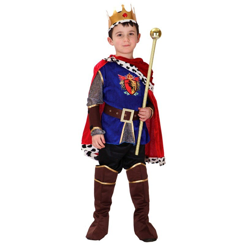 3PCS Cosplay Clothing The King Halloween Costume - Infant Kingdom