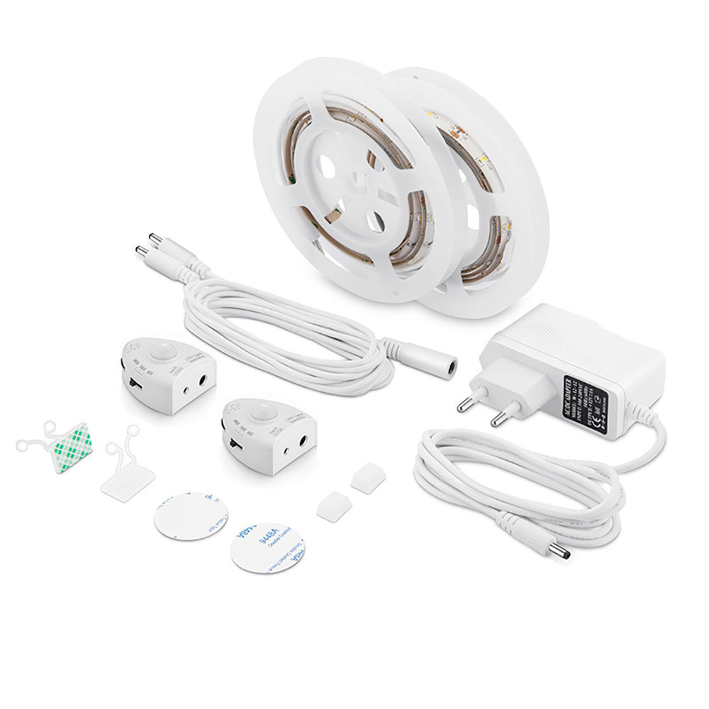 LED Sensor Light Strip for Bedroom - EU plug - Infant Kingdom