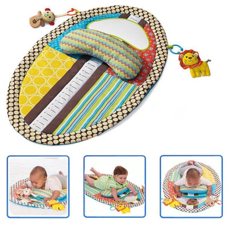 Baby Gym Tummy Time Playmat