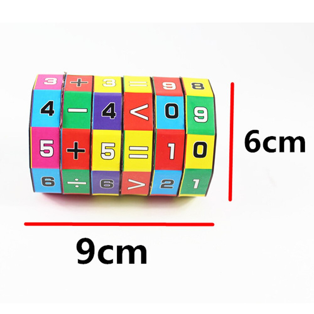 New Magic Cubes Educational Toys For Children Kids - Infant Kingdom
