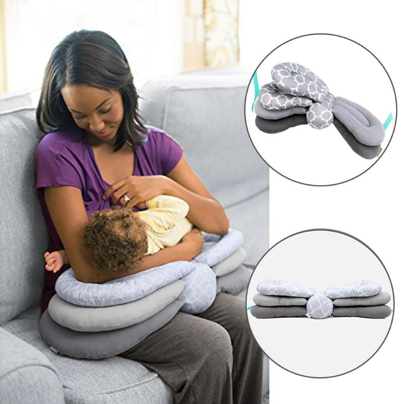 Multi-functional Adjustable Breast Feeding Pillows - Infant Kingdom