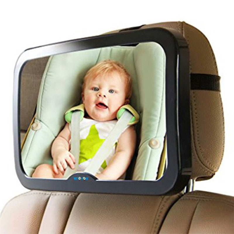 Baby & Toddler Car Back Seat View Mirror