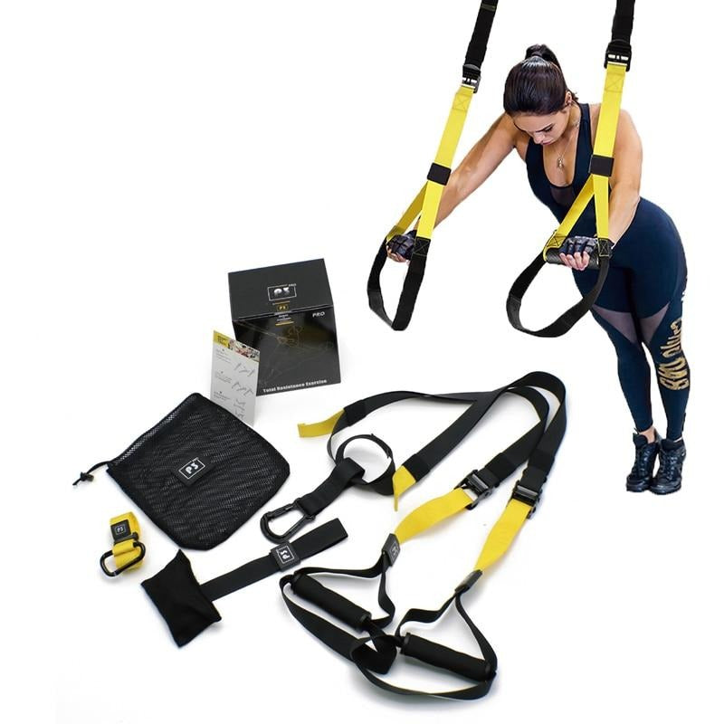 Total Resistance Exercises Kit