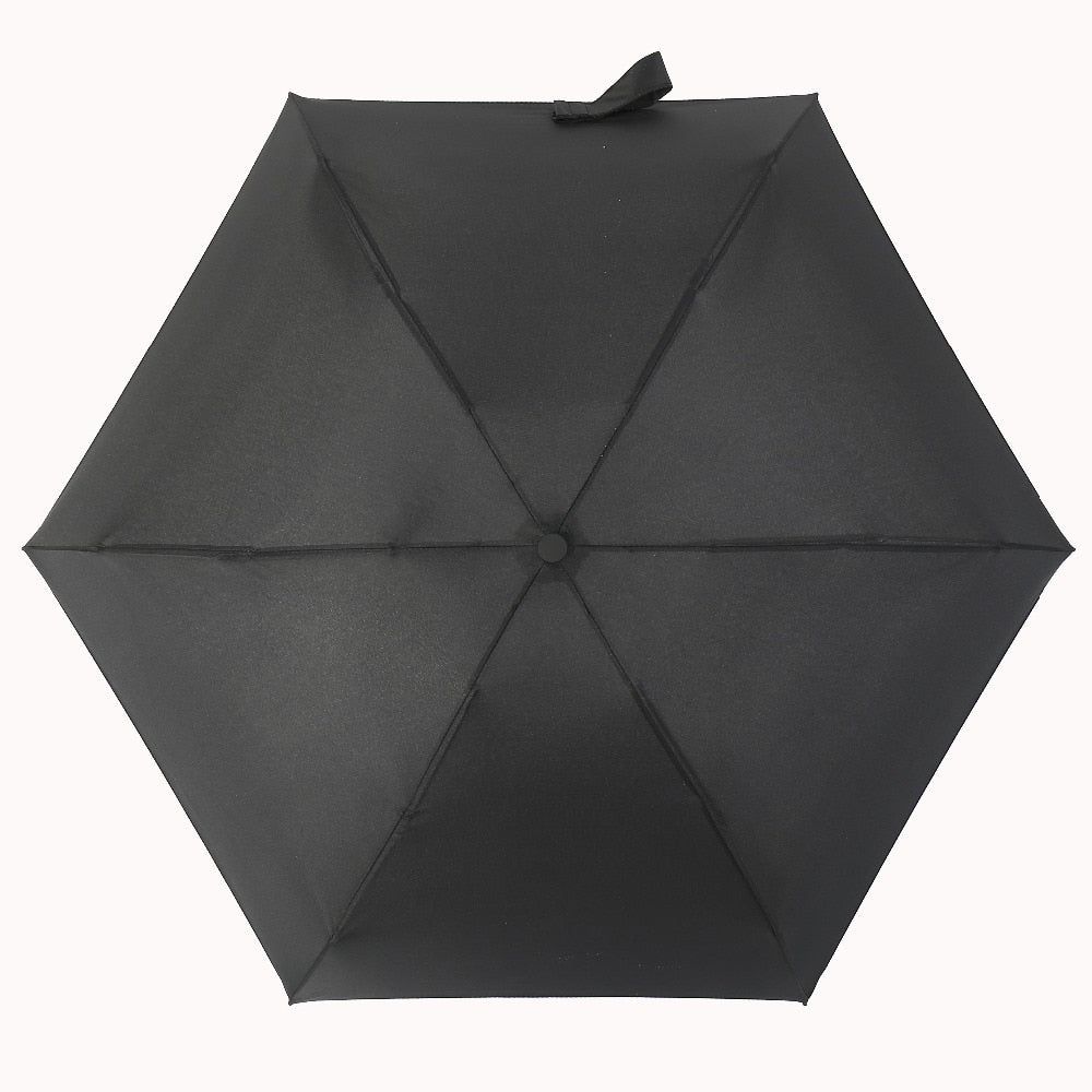 Mini Pocket Umbrella Sun Parasol Convenient for Kids Girls Travel - Infant Kingdom