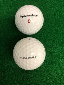 Taylor Made Burner Golf Balls