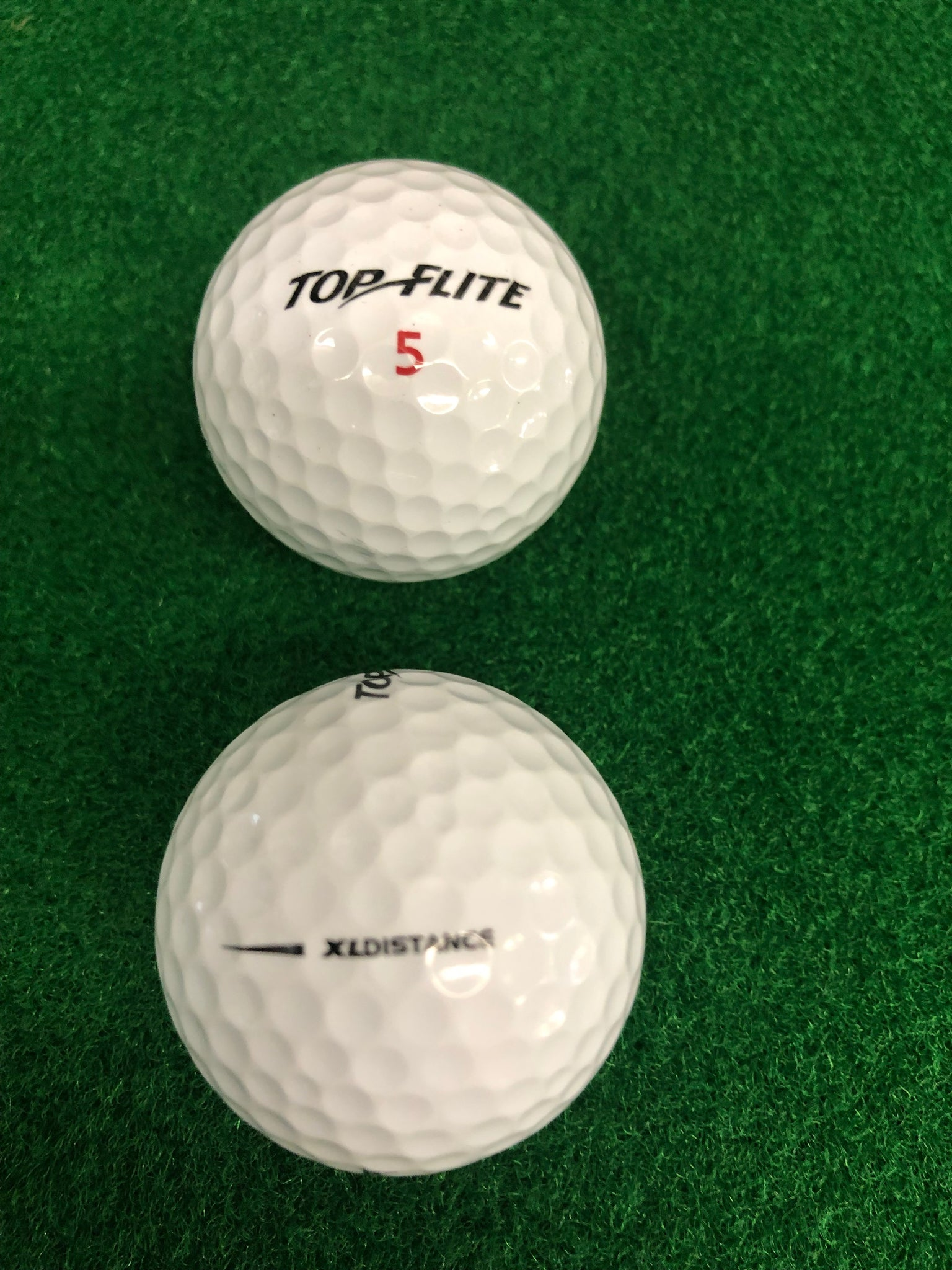 Top Flight Golf Balls