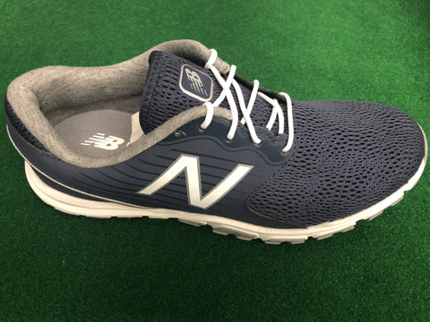 Women's New Balance Spikeless Golf Shoes - Navy