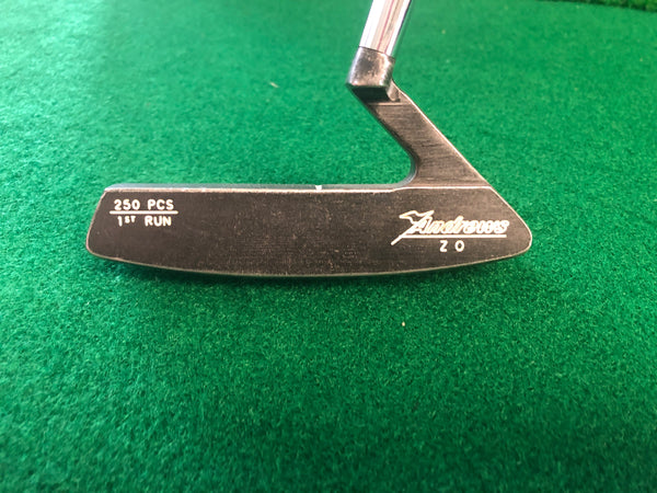 "Bettinardi ""The Masterpiece"" Blade Putter R.H Used"