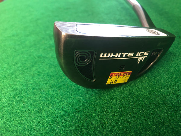 Odyssey White Ice Mallet Putter R.H Used