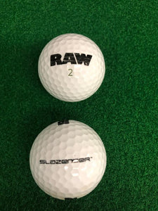 Slazenger RAW Golf Balls 15