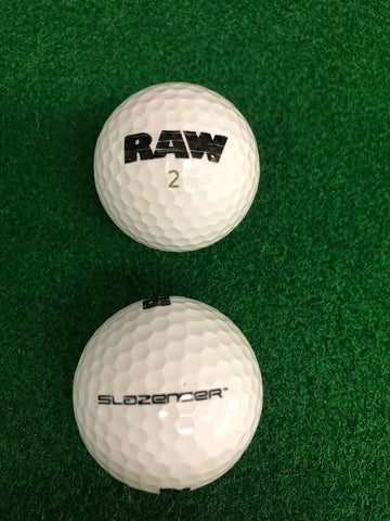 Slazenger RAW Golf Balls