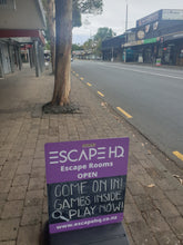 Load image into Gallery viewer, Escape HQ - Takapuna