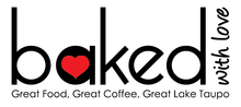 Baked with Love - Taupō