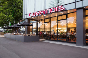 Governors Eatery & Bar - New Plymouth