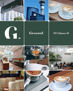 Ground Coffee - Auckland CBD