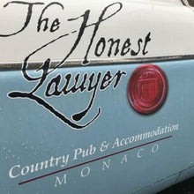 Load image into Gallery viewer, The Honest Lawyer Country Pub and Accommodation - Nelson