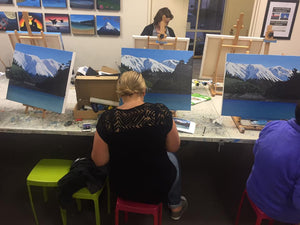 Kat's Art Studio - Christchurch