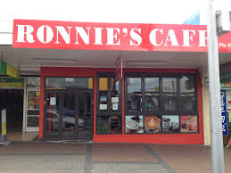 """Ronnie's"