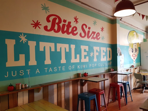 Little Fed Cafe - New Plymouth