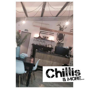 Chillis & More Espresso Bar - Timaru
