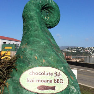 Chocolate Fish Cafe - Miramar