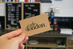 Cafe on London - Hamilton