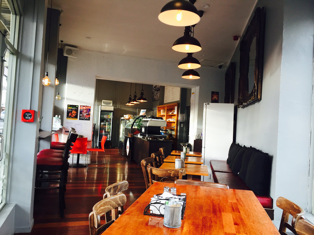 Rubia Express Cafe - Newtown