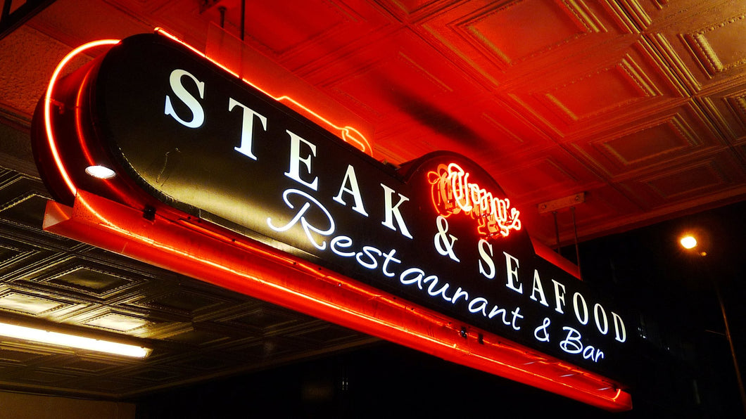 Tony's Wellesley Street - Auckland's Original Steakhouse