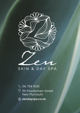Load image into Gallery viewer, Zen Day Spa - New Plymouth