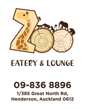 Load image into Gallery viewer, Zoo Eatery & Lounge - Henderson