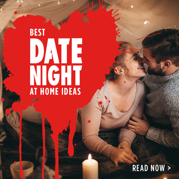 Netflix and Kill? Best Date Night at Home Ideas