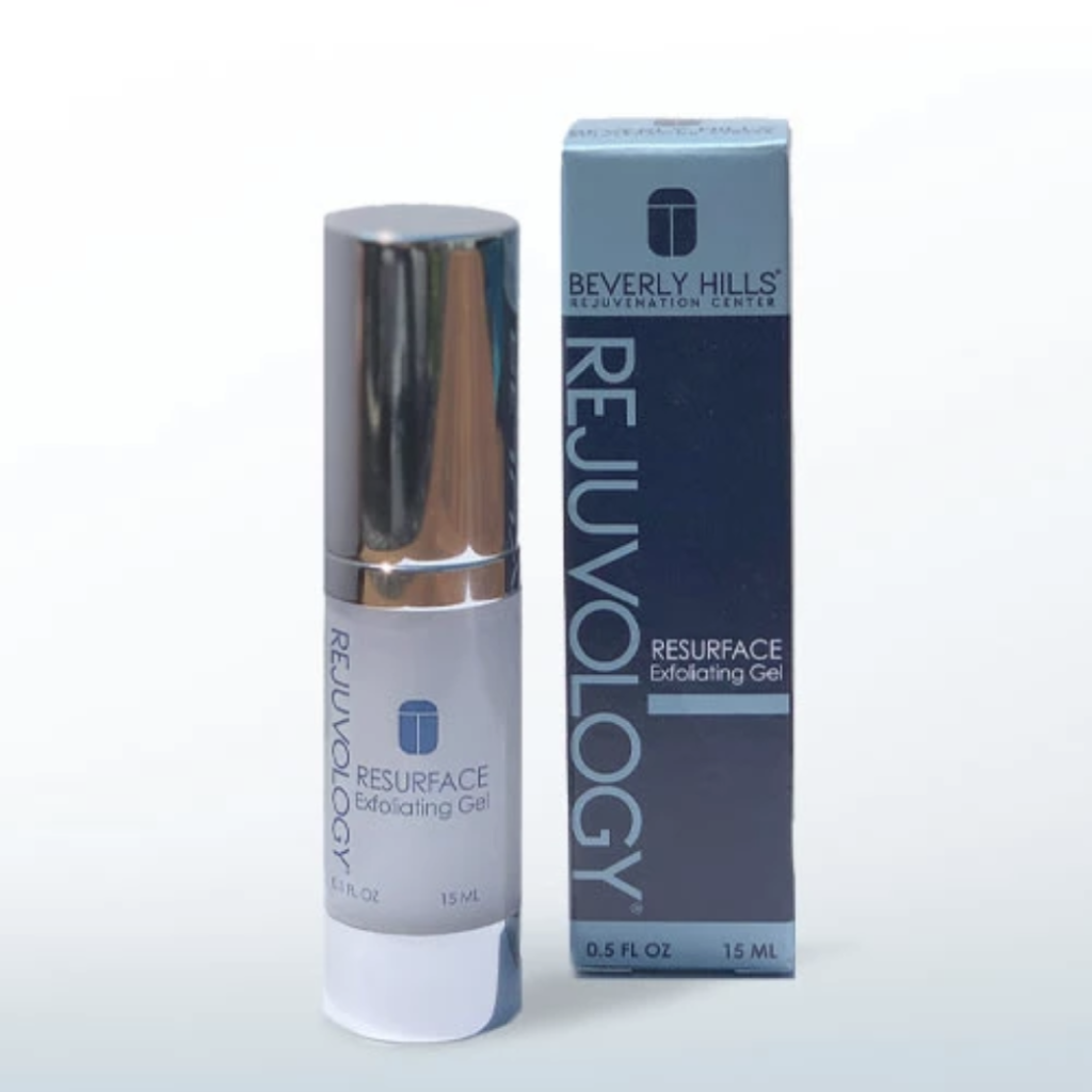 Beverly Hills Rejuvenation Center's Rejuvology Resurface Exfoliating Gel