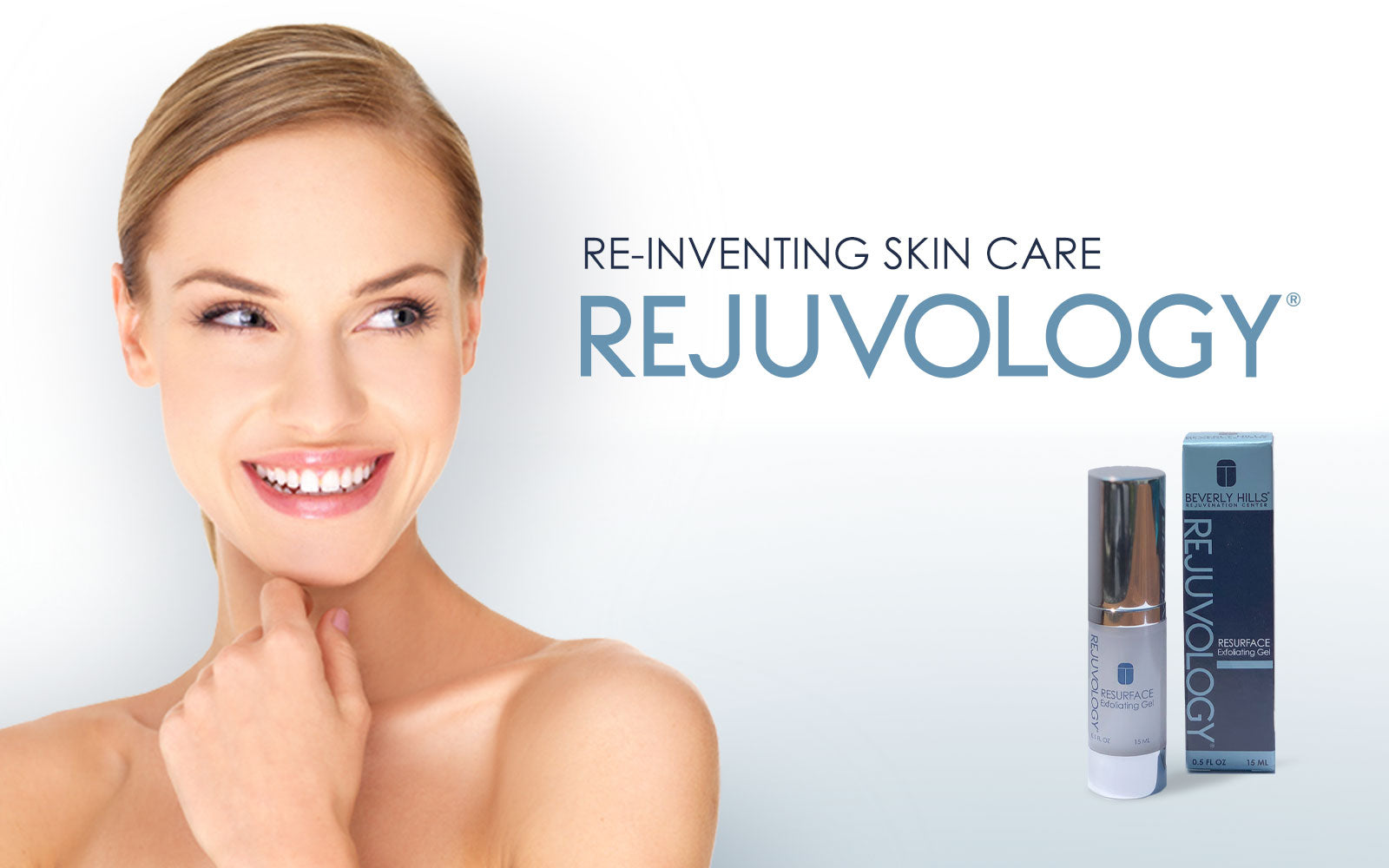 Re-inventing Skin Care Rejuvology