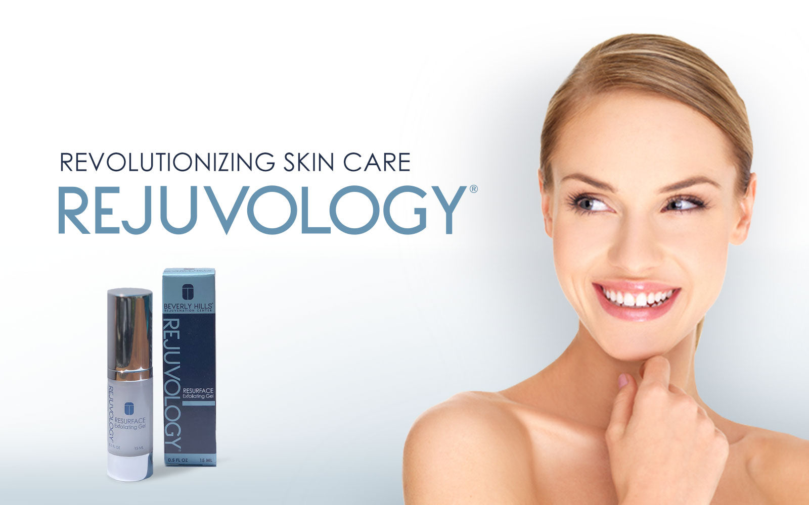 Revolutionizing Skin Care - Rejuvology