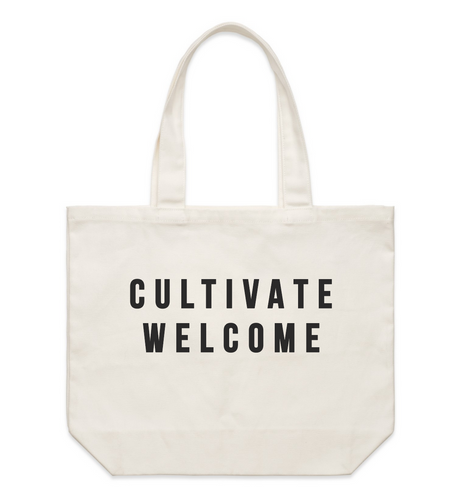 Cultivate Welcome Tote