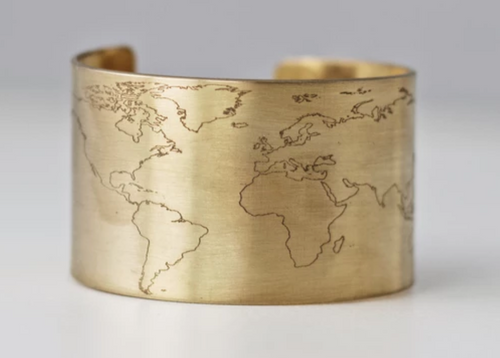 World Changing Welcome Cuff