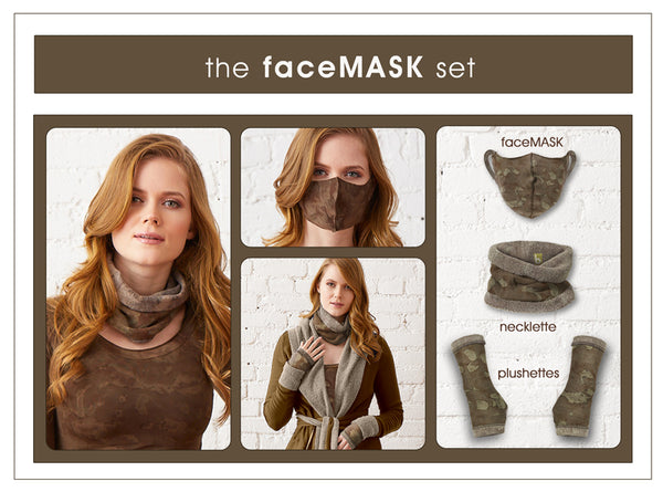 the faceMASK set