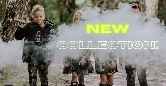 Autumn Clothing For Boys And Girls